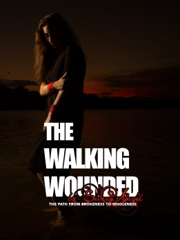 THE WALKING WOUNDED by Secret Angel... get your copy today!